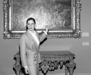 Andrea Fraser, Museum Highlights: A Gallery Talk