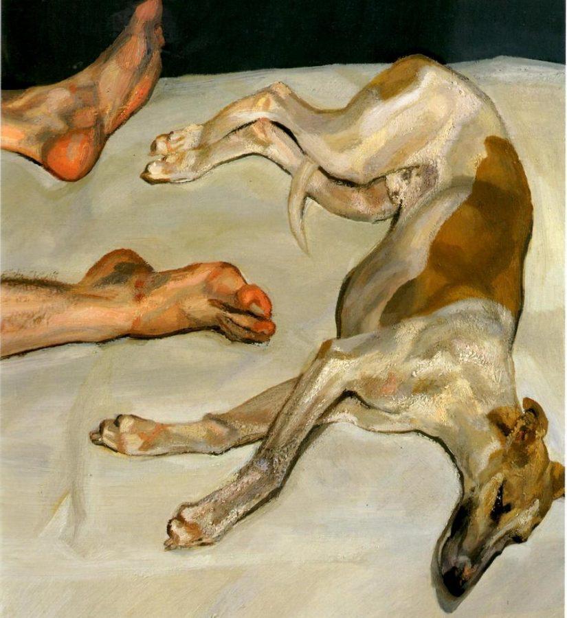 Lucian Freud, Eli, 2002