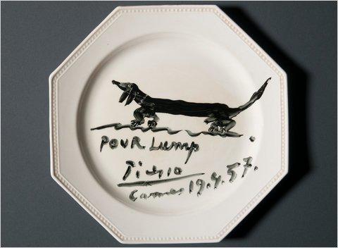 Pablo Picasso, Pour Lump, 1957