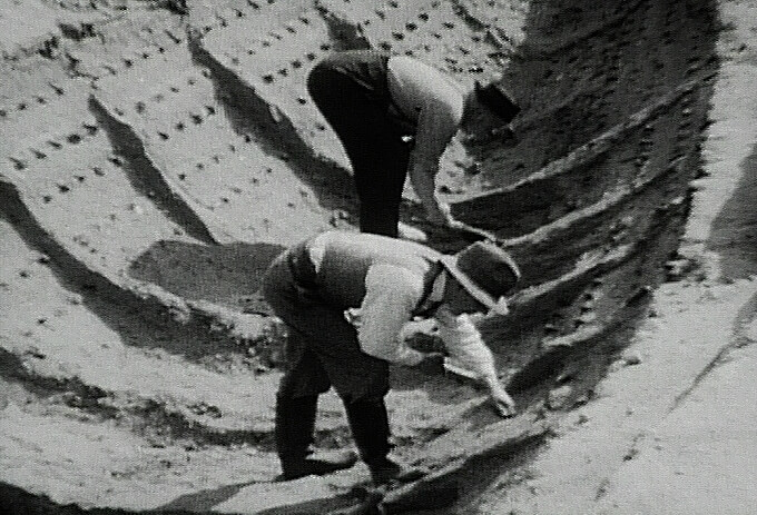 Sutton Hoo ship burial