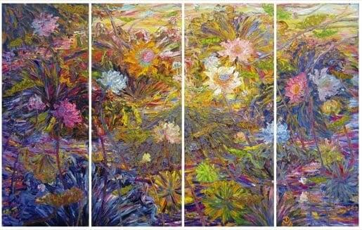 Tuyen Vu, Color love exhibition,