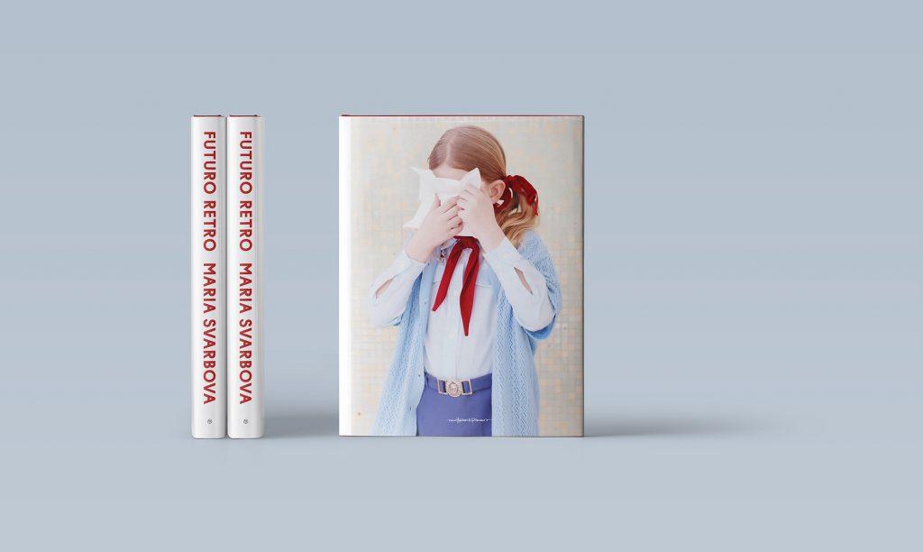 Mária Švarbová, Futuro-Retro book.