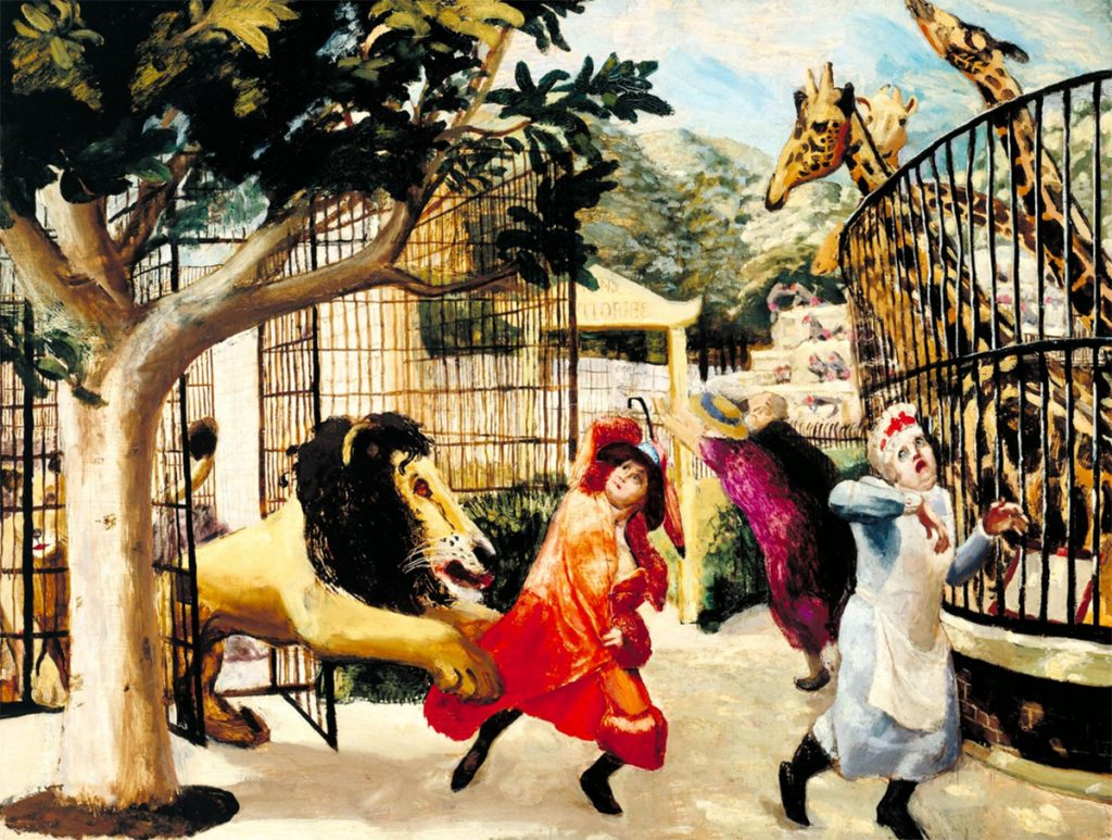 Music and art: Carel Weight, Allegro Strepitoso
