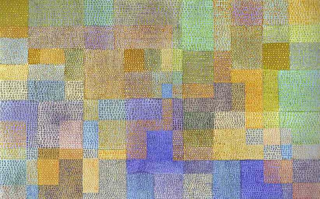 Music and art: Paul Klee, Polyphony
