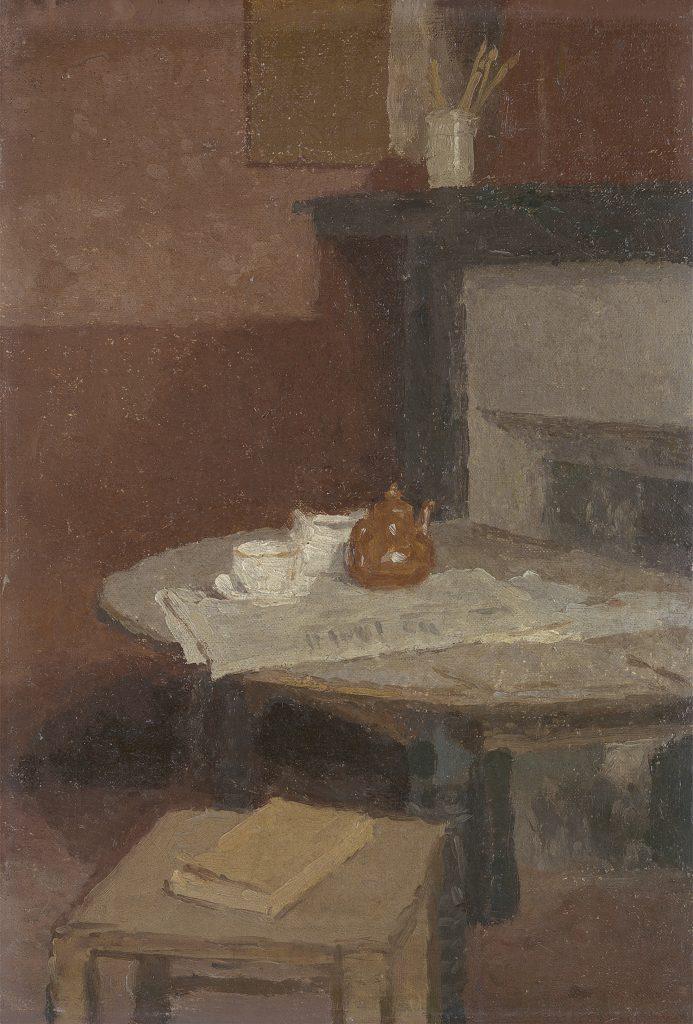 Gwen John, The Brown Teapot