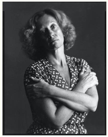 Timothy Greenfield-Sanders, Barbara Rose, 1981