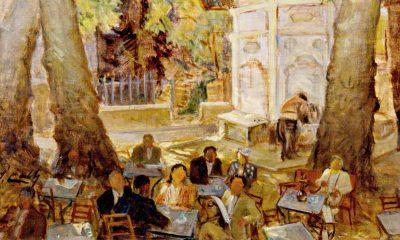 İbrahim Çallı, Emirgan, 1937, private collection.