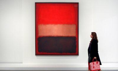 Rothko paintings