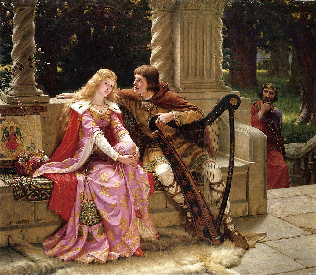 One of Ireland'smost loved mythical stories tells the tale of Tristan and Isolde