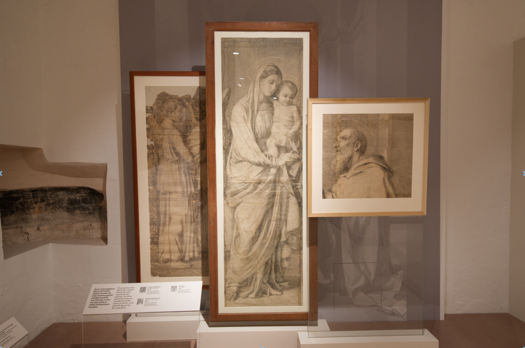 """The Empire narrative, """"In Search of the Truth"""" gallery, MUŻA - National Community Art Museum/Heritage Malta."""