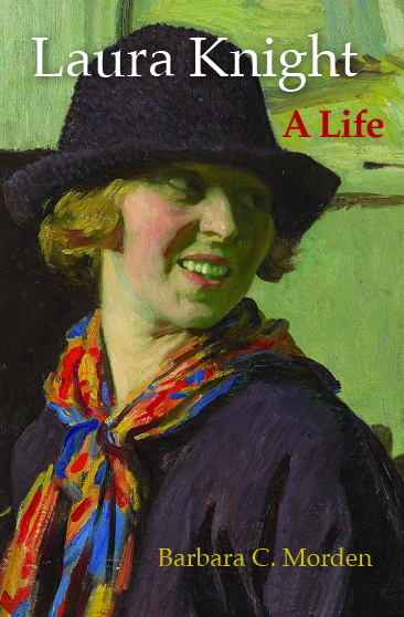 Laura Knight: A Life by Barbara C Morden, 2021.