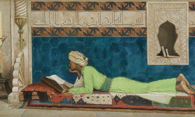 Osman Hamdi Bey, The sholar