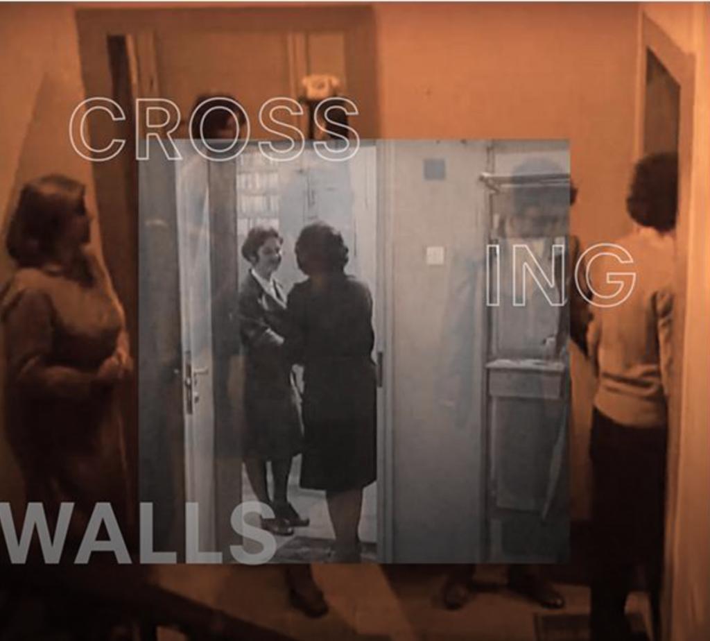 Venice Biennale 2021: Albania, curatorial photo edit with scenes from Në shtëpinë tonë (dir.Dhimiter Anagnosti, 1979), curated by Fiona Mali, Irola Andoni, Malvina Ferra, Rudina Breçani.