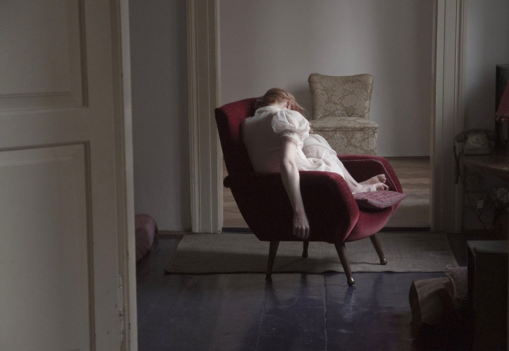 Cristina Coral, Hidden beauty series, 2018.