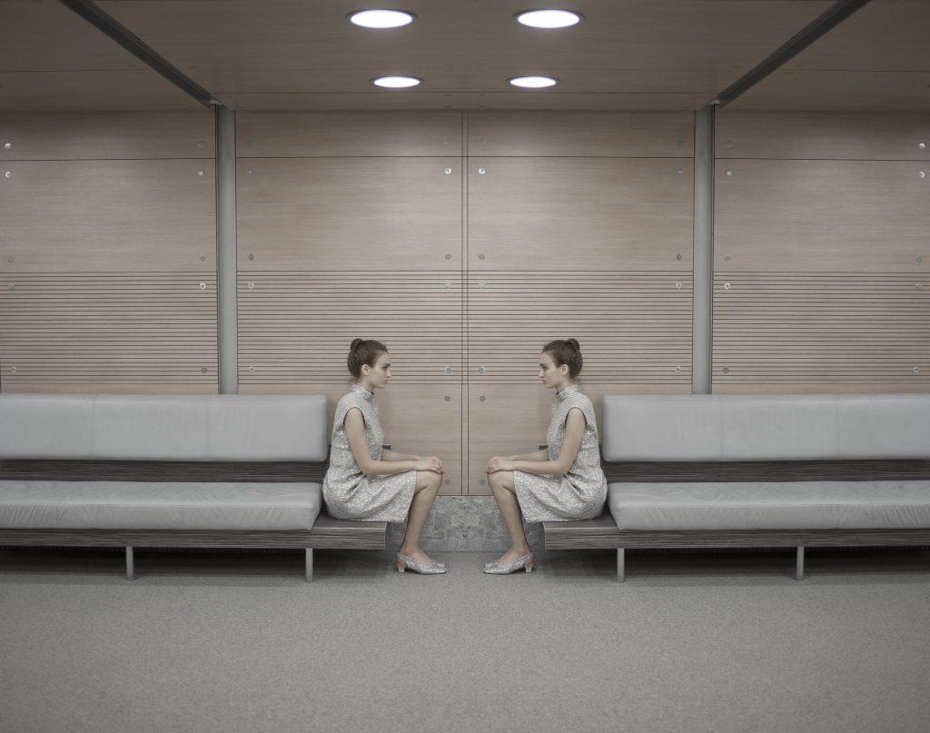 Cristina Coral, Alternative perspective series, 2017, Ljubljana.