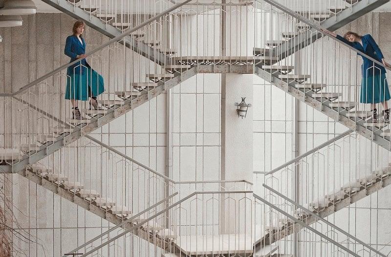 Cristina Coral, Alternative Perspective series, 2017.