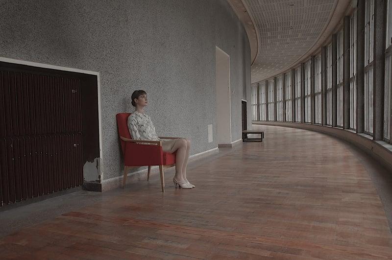 Cristina Coral, Waiting Areas series.