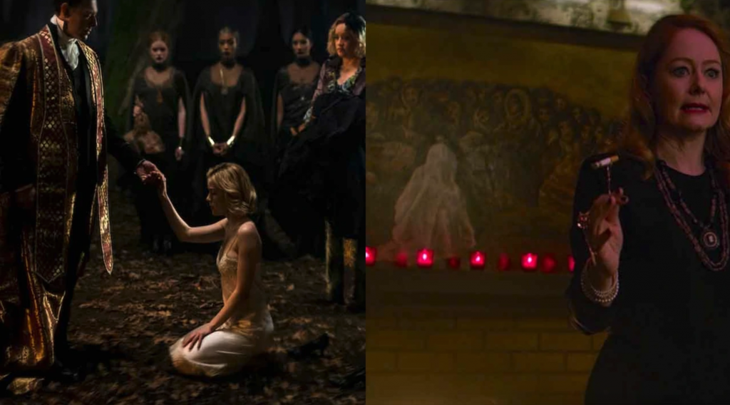 Beautiful Horrors: Art in the Chilling Adventures of Sabrina: Sabrina's Dark Baptism and the reproduction of Goya's Witches' Sabbath