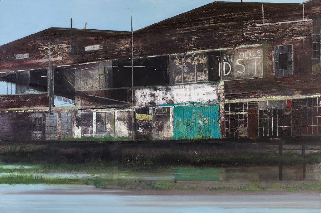 Jock McFadyen, Tate Moss, 2010