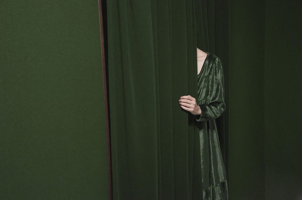 Cristina Coral, The other part of me, 2017.