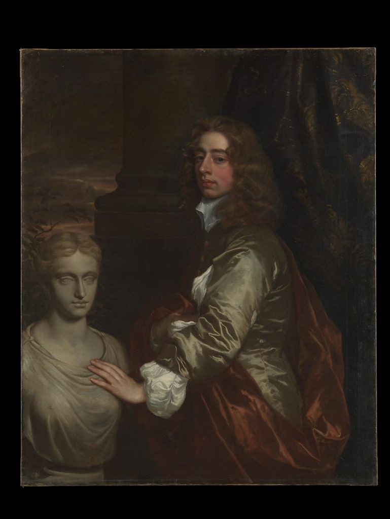 Sir Peter Lely, Portrait of Sir Henry Capel, 1654-64, The Metropolitan Museum of Art, New York, NY, USA.
