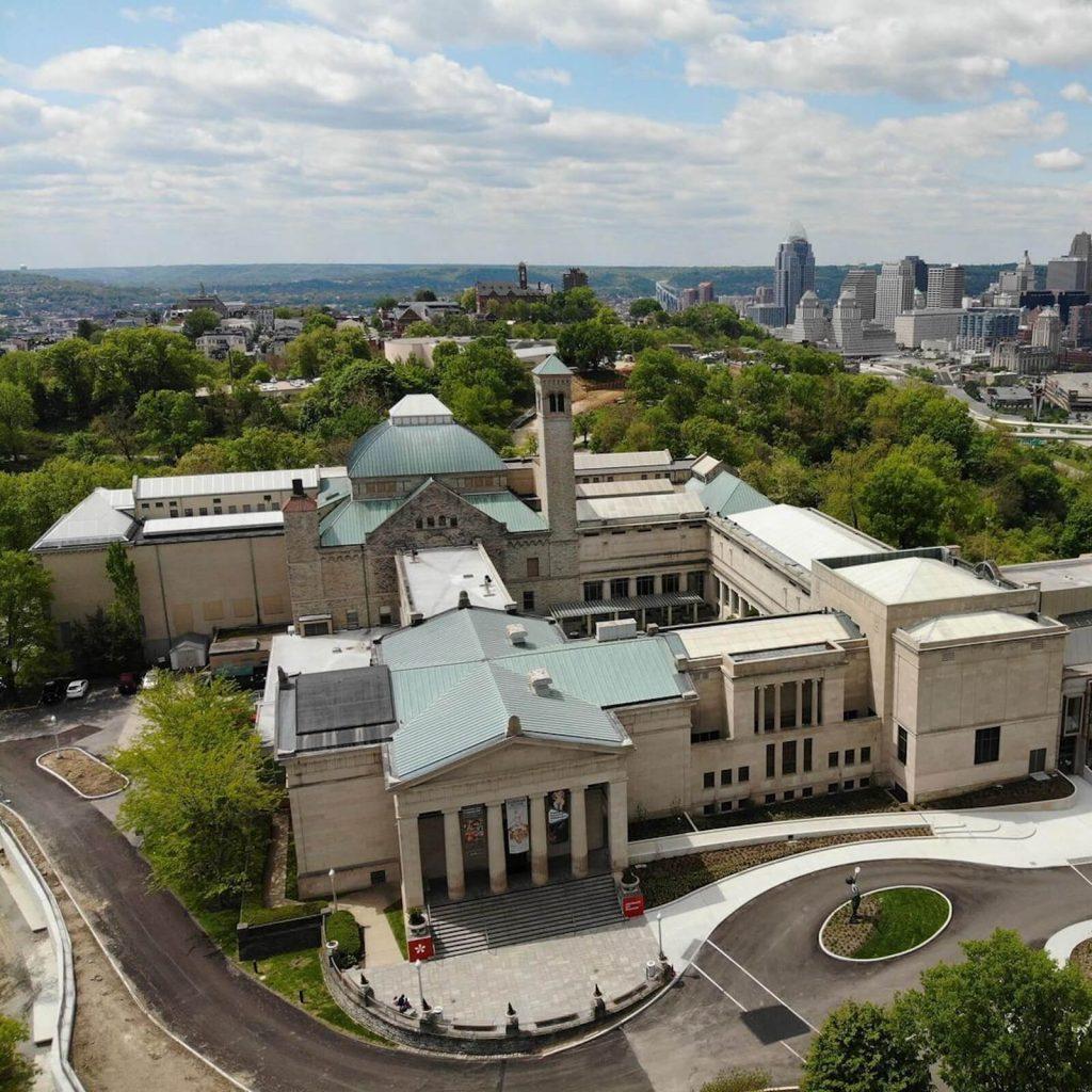 Cincinnati Art Museum, Cincinnati, OH, USA. Instagram.