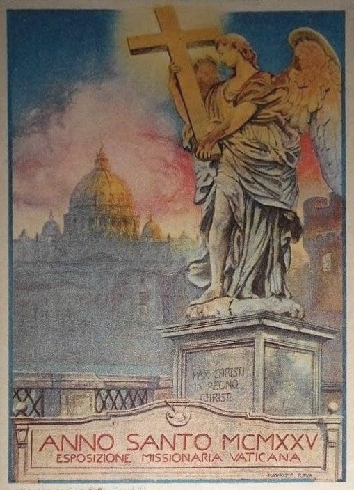 Rivista Illustrata della Esposizione Missionaria Vaticana, 1925.