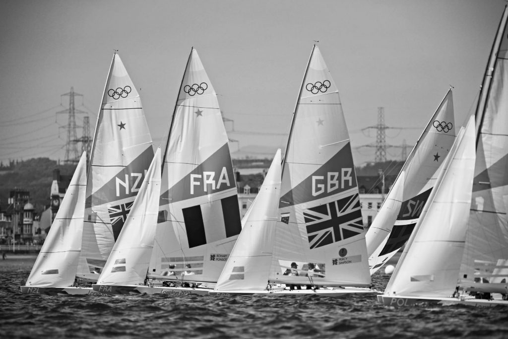 The London 2012 Olympic Sailing Competition, Olympics