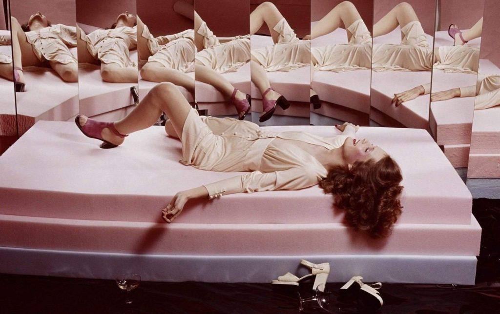 Guy Bourdin for Vogue Paris, 1972.Fashion Photographers