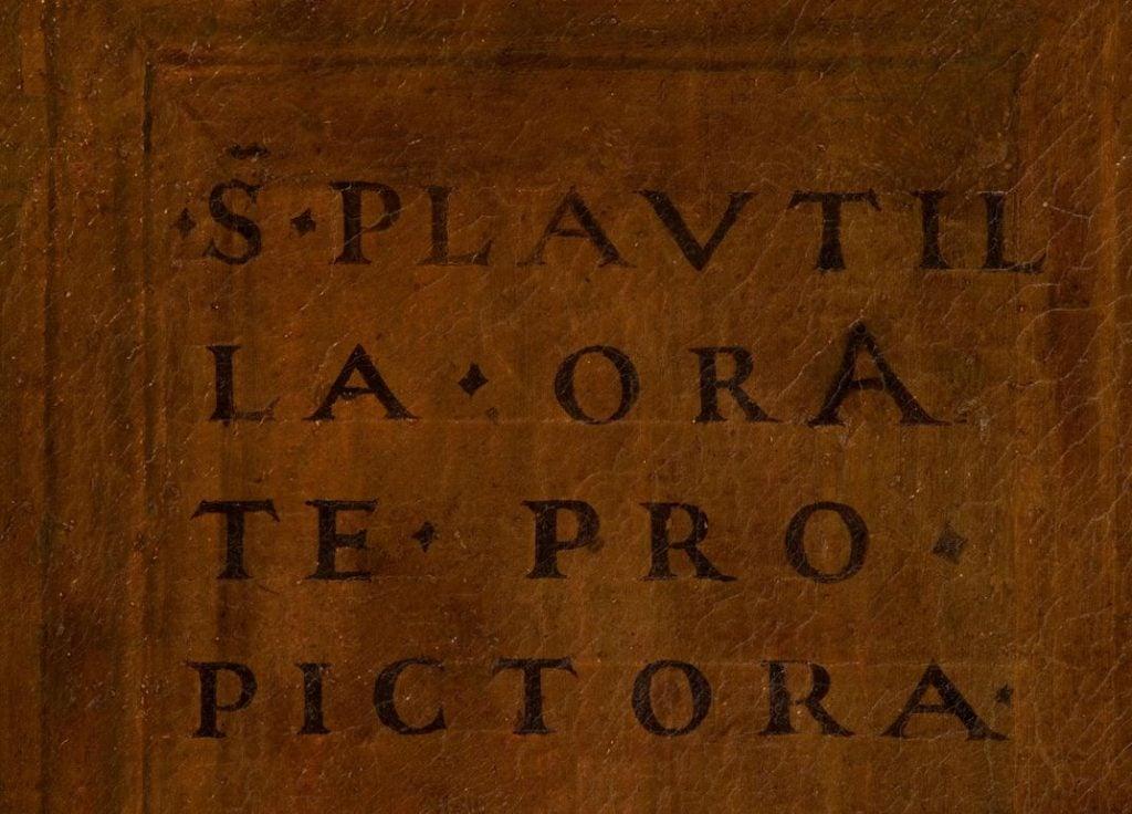 Plautilla Nelli. Plautilla Nelli, Last Supper (detail), c. 1560s, Museo di Santa Maria Novella, Florence, Italy. Photo by Rabatti & Domingie, courtesy of Advancing Women Artists.