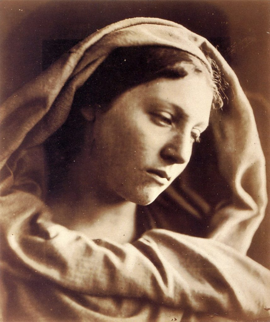 Julia Margaret Cameron, Mary Mother, 1867.