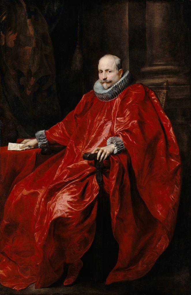 Anthony van Dyck, Portrait of Agostino Pallavicini, c. 1621, The J. Paul Getty Museum, Los Angeles, CA, USA.