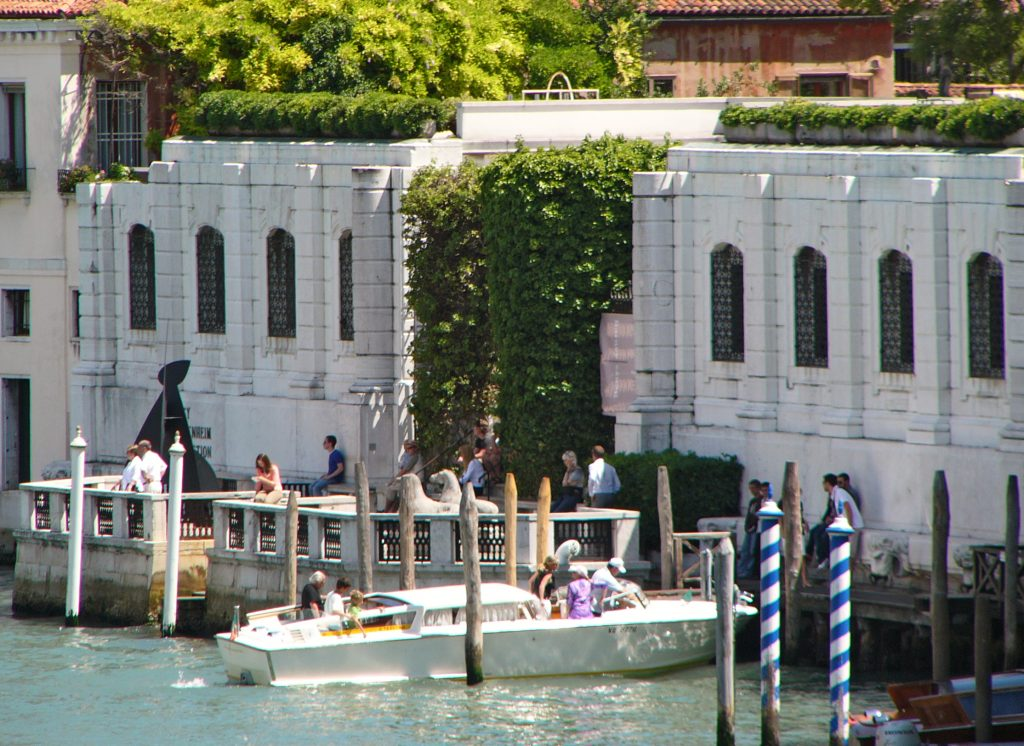 Top 5 Museums in Venice: The Peggy Guggenheim Collection in Venice, Italy