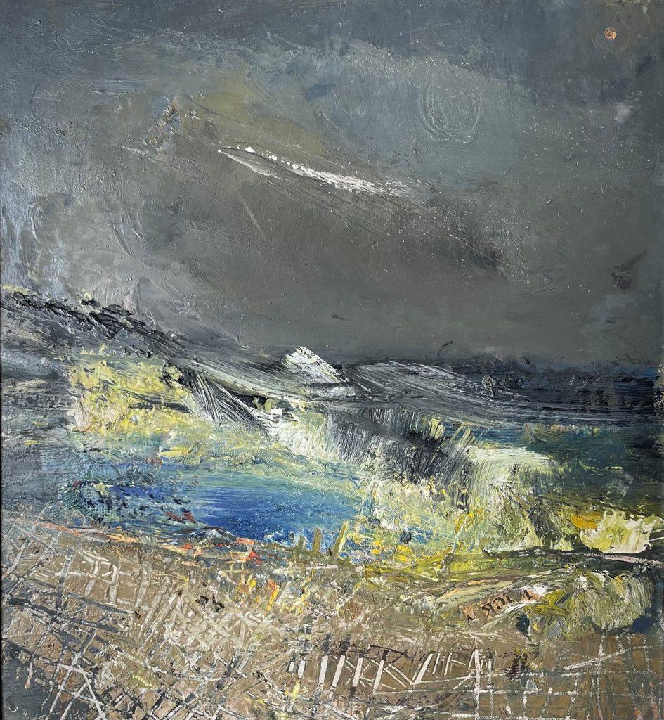 Joan Eardley, Seascape, 1961