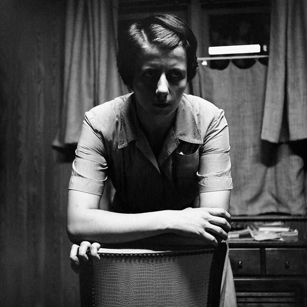 Vivian Maier, Self-portrait, 1957. women photographers