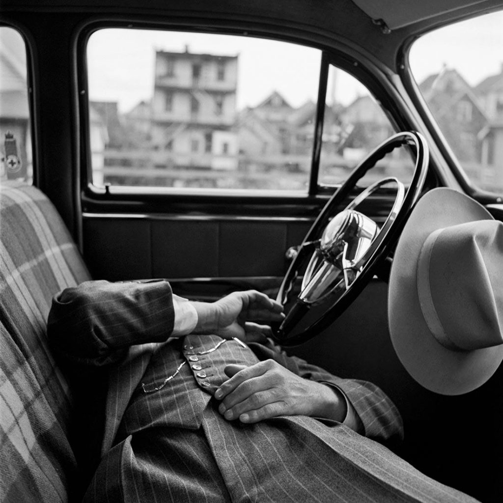 Vivian Maier, New York, NY, date unknown. women photographers