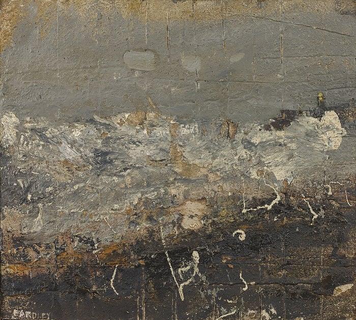 Joan Eardley, Winter Sea