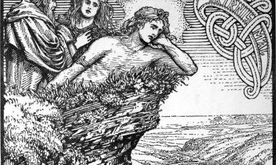 Norse Mythology: Njörðr, Skaði, and Freyr