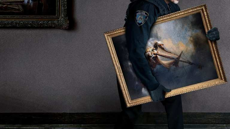 art heists This Is a Robbery: The World's Biggest Art Heist, Source: Netflix